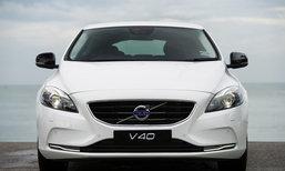 Volvo V40 T5 R-Limited จำนวนจำกัด 28 คัน เคาะ 1.999 ล้านบาท