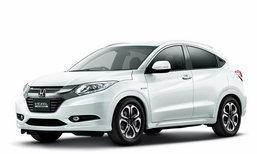 Honda HR-V ขึ้นแท่นเอสยูวีขายดีที่สุดประจำปี 2015