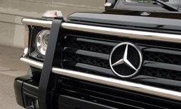 ถึงคราว Benz สั่ง Recall G-Class ปี 2002-2010