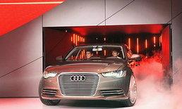 Sanook! Go For Green : Audi A6 L e-tron เปิดอีกรุ่นต้นแบบจากแนวคิดไฮบริด