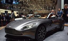 Aston Martin DB11 ใหม่ เผยโฉมที่เจนีวามอเตอร์โชว์ 2016