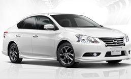 ราคารถใหม่ Nissan ในตลาดรถยนต์ประจำเดือนกันยายน 2559