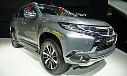 2017 Mitsubishi Pajero Sport GT-Premium 4WD ใหม่ เปิดตัวที่งานมอเตอร์เอ็กซ์โป