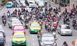TomTom เผย 10 อันดับเมืองรถติดสุดในโลก 'กรุงเทพ' รั้งอันดับที่ 2