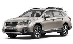 Subaru Outback 2018 พร้อมระบบ EyeSight เผยโฉมที่สิงคโปร์