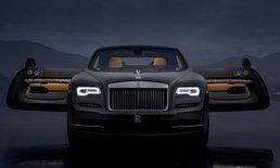 Rolls-Royce Wraith Luminary Collection 2018 ใหม่ รุ่นพิเศษจำนวนจำกัด 55 คันทั่วโลก