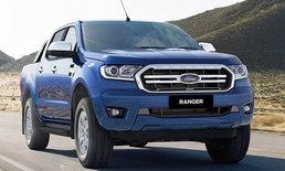 Ford Ranger 2018 ไมเนอร์เชนจ์ใหม่เผยโฉมแล้วที่ออสเตรเลีย