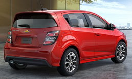 Chevrolet Sonic 2018 อาจถูกหยุดการผลิตในสหรัฐฯ หลังยอดขายตกฮวบ