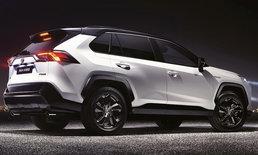 Toyota RAV4 2018 เวอร์ชั่นยุโรปจะมีเครื่องยนต์เบนซิน 2.0 ลิตรให้เลือก