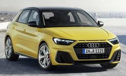 Audi A1 Sportback 2018 ใหม่ เผยโฉมอย่างเป็นทางการแล้ว