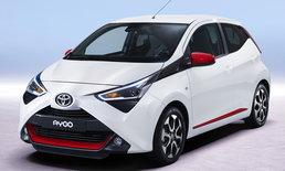 Toyota Aygo 2018 ใหม่ เพิ่ม Safety Sense เป็นอุปกรณ์มาตรฐานทุกรุ่นย่อย