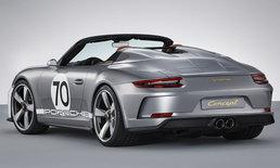 Porsche 911 Speedster เผยโฉมต้นแบบในโอกาสครบรอบ 70 ปี