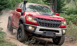 Chevrolet Colorado ZR2 Bison 2019 ใหม่ คู่แข่ง Ranger Raptor เปิดตัวในอเมริกา