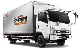 Isuzu FRR 2018 ใหม่ รถบรรทุก 6 ล้อขนาดกลางเริ่ม 1,444,000 บาท