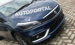 ภาพหลุด Suzuki Ciaz 2018 ไมเนอร์เชนจ์ใหม่ ปรับดีไซน์หรูขึ้นชัดเจน