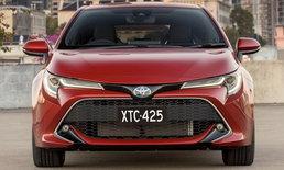 Toyota Corolla Hatch 2018 ใหม่ พร้อมขุมพลังไฮบริดที่ออสเตรเลีย เริ่มต้น 5.64 แสนบาท