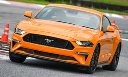 Ford Mustang 2019 ใหม่ วางขายจริงแล้วในไทย เคาะเริ่มต้น 3.599 ล้านบาท
