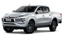 หรือนี่จะเป็น Mitsubishi Triton 2019 ไมเนอร์เชนจ์ใหม่?