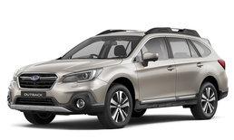 Subaru Outback 2018 ใหม่ เตรียมเปิดตัวครั้งแรกในไทย 30 กันยายนนี้