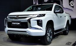 บูธรถ MITSUBISHI ในงาน Motor Expo 2018