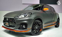 บูธรถ SUZUKI ในงาน Motor Expo 2018