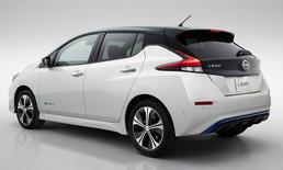 Nissan Leaf 2019 ใหม่ พร้อมแบตเตอรี่ลูกใหญ่ เตรียมเปิดตัวที่งาน CES 2019 ต้นปีหน้า