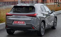 Lexus UX 300e ใหม่ ครอสโอเวอร์ไฟฟ้ารุ่นล่าสุดเตรียมลุยตลาดยุโรป