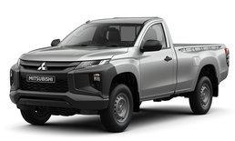 Mitsubishi Triton 2019 ไมเนอร์เชนจ์ซิงเกิ้ลแค็บขับสี่ใหม่ ราคา 654,000 บาท