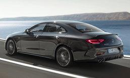 Mercedes-AMG CLS 53 4MATIC+ 2019 ใหม่ เตรียมเปิดตัวที่งานมอเตอร์เอ็กซ์โป