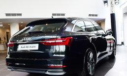 Audi A6 Avant 55 TFSI 2019 ใหม่ เปิดตัวครั้งแรกในไทย ราคา 4,999,000 บาท