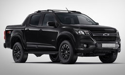 Chevrolet Colorado Midnight Edition 2019 ใหม่ รุ่นพิเศษตกแต่งสีดำเพียง 100 คัน