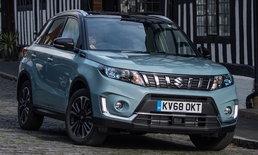 Suzuki Vitara 2019 ใหม่ พร้อมเครื่องยนต์เทอร์โบ 1.0 ลิตร Boosterjet วางขายที่อังกฤษ