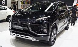 Mitsubishi เผยยอดขาย Xpander ทะลุ 5,509 คัน จ่อเปิดตัวอีก 7 รุ่นใหม่