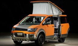 Mitsubishi Delica D:5 Terrain 2019 ใหม่ เวอร์ชั่นรถบ้านน่าใช้ขึ้นแยะ