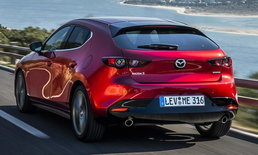 "Mazda3 2019 ใหม่ เผยสเป็คยุโรปมาพร้อม ""ไมลด์ไฮบริด"" ในเบนซินทุกรุ่น"