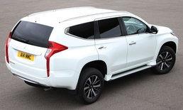 Mitsubishi Pajero Sport Commercial 2019 ใหม่ เจาะกลุ่มเพื่อการพาณิชย์ที่อังกฤษ