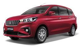 Suzuki Ertiga 2019 เตรียมปล่อยรุ่น 6 ที่นั่ง เทียบชั้นรถหรูที่อินเดีย