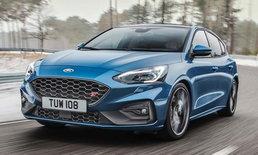 Ford Focus ST 2019 ใหม่ ตัวแรงขุมพลังเทอร์โบ 280 แรงม้าเผยโฉมในยุโรป