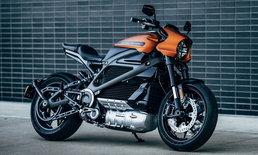 Harley-Davidson LiveWire 2019 ใหม่ บิ๊กไบค์ไฟฟ้าเผยสเป็คจริงในสหรัฐฯ ราคาไม่ถึงล้าน