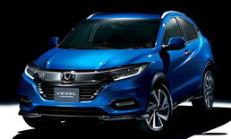 Honda HR-V 1.5 Turbo 2019 ใหม่ เตรียมวางขายที่ญี่ปุ่นปลายเดือน ม.ค.นี้