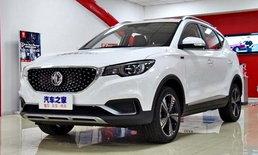 MG eZS 2019 ใหม่ เอสยูวีไฟฟ้าเตรียมขายจริงครั้งแรก มี.ค.นี้ ที่จีน