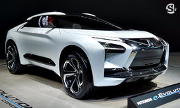 รถใหม่ Mitsubishi ในงาน Motor Show 2019