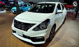 รถใหม่ Nissan ในงาน Motor Show 2019