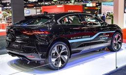 Jaguar I-Pace 2019 ใหม่ รถไฟฟ้าหรูเผยโฉมจริงในงานมอเตอร์โชว์ เริ่ม 5.499 ล้านบาท