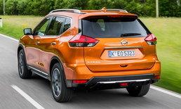 Nissan X-Trail 2019 ใหม่ เพิ่มรุ่นเบนซินเทอร์โบ 1.3 ลิตร DIG-T ที่อังกฤษ