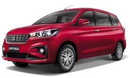 Suzuki Ertiga 2019 ใหม่ ยันไม่ปรับราคาขึ้น เริ่มต้น 6.55 แสนบาทเท่าเดิม