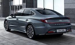 All-new Hyundai Sonata 2019 ใหม่ เผยโฉมก่อนเปิดตัวที่นิวยอร์ค เม.ย.นี้