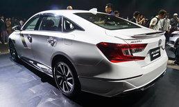 Honda Accord 2019 ใหม่ พร้อมชุดแต่งรอบคัน Modulo เผยโฉมในงานเปิดตัว