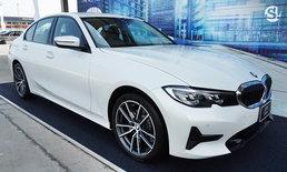 ไปดู BMW 320d Sport 2019 ใหม่ ของจริงทั้งภายนอก-ภายใน ราคา 2.959 ล้านบาท