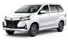 เทียบสเป็ค Toyota Avanza 2019 ไมเนอร์เชนจ์ใหม่ ทั้ง 2 รุ่นย่อย เริ่มต้น 649,000 บาท